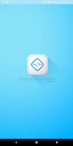 SimplySmart Home screenshot 1