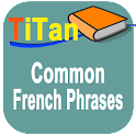 Learn French Phrasebook icon