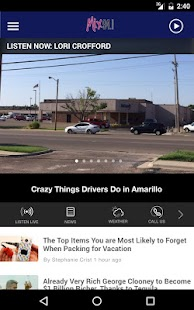 Mix 94.1 KMXJ - Amarillo Pop Radio- screenshot thumbnail