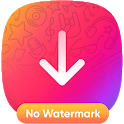 Video Downloader for Social Media - No Watermark icon