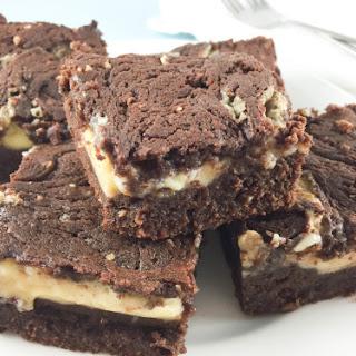 Easy Brownie Recipe With Mascarplone Swirl