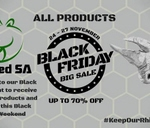Black Friday at Rugged SA - Up To 70% Discount : Rugged SA