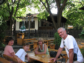 Photo: Farewell lunch, Lovech