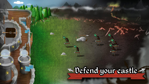 Grim Defender: Castle Defense Apk 1