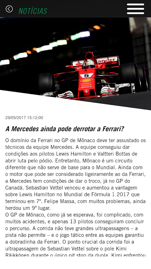 GP BRASIL F1- screenshot
