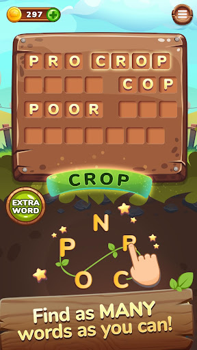 Word Farm - Anagram Word Scramble 1.5.5 screenshots 3