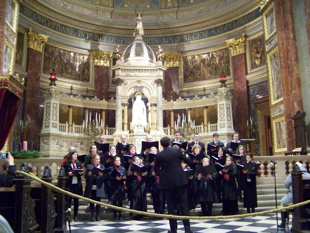 Jótékonysági koncert a Bazilikában