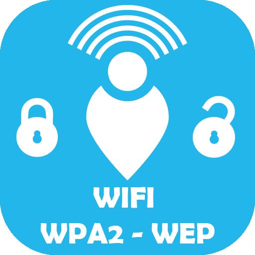 Wifi WPA2 WPA/WEP (prank)