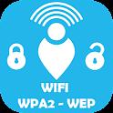 Wifi WPA2 WPA/WEP (prank) icon