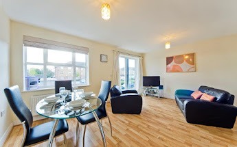 Woodgate Court serviced apartments, Uxbridge