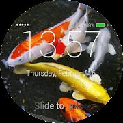 Koi Lock Screen
