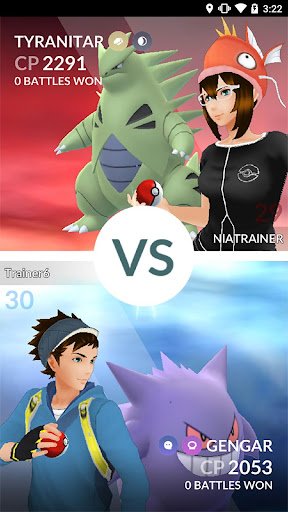 Pokémon GO screenshot 6