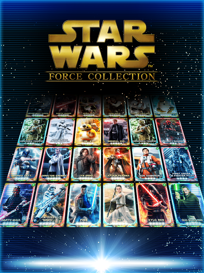 STAR WARS™: FORCE COLLECTION- スクリーンショット