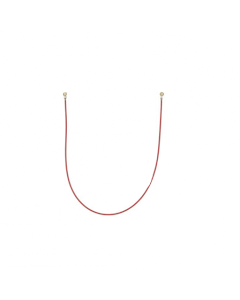 Galaxy S10 Lite Coaxial Cable 121.7MM Red