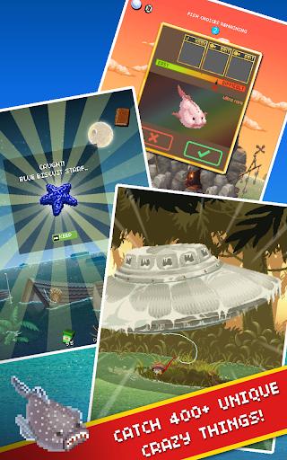 Télécharger Gratuit Desert Island Fishing apk mod screenshots 3
