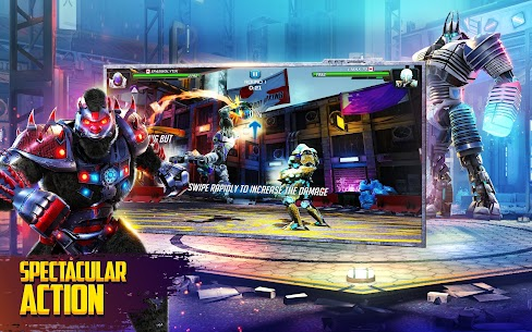World Robot Boxing 2 Mod Apk (Unlimited Stamina) 9