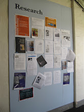 Photo: Research of the faculty in one of the departments, Bredon Building