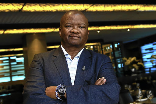 UDM leader Bantu Holomisa. File photo.