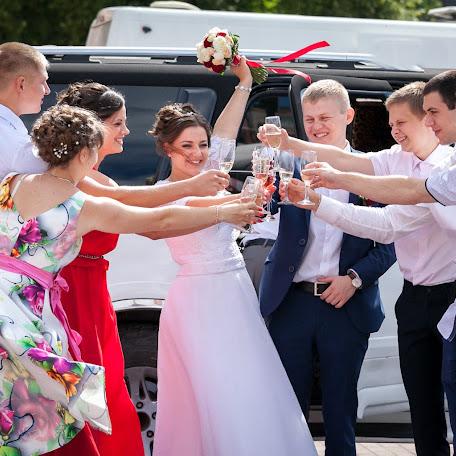 Wedding photographer Aleksandr Pushkov (Pro100Pro). Photo of 12.02.2017