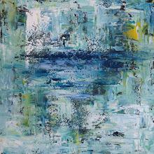 Photo: On Blackwater Pond 24x24 $400