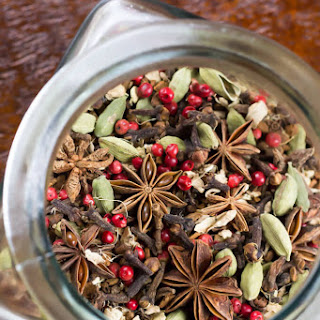 Autumn Herbal Tea