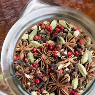 Autumn Herbal Tea.