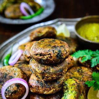 Palak aur Chane ki Dal Ke Kebab
