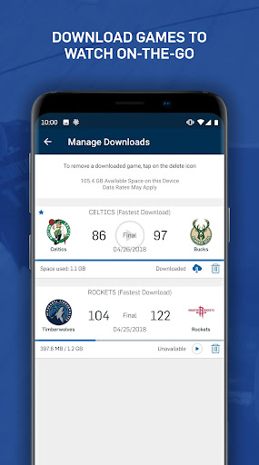 NBA App 9.1107 screenshots 6