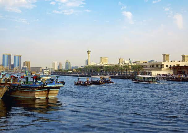 Porto de Cruzeiros de Dubai