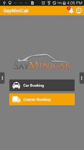 SayMiniCab Passenger- screenshot thumbnail