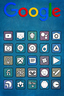 Raya Icon Pack | NEW dashboard Screenshot