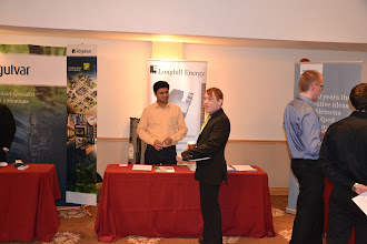 Photo: 2013 Career Fair - Longhill Energy