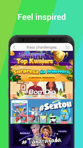 Kwai - WhatsApp Status, videos divertidos screenshot 5