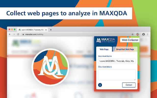 Web Collector for MAXQDA