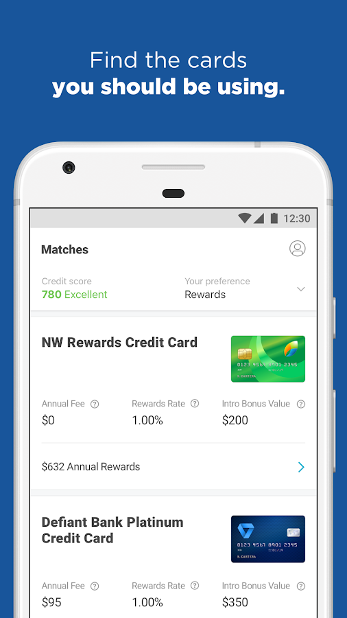 NerdWallet - Credit cards - Android Apps on Google Play
