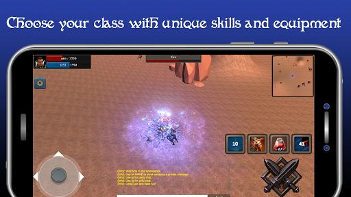 Wastelands - Open World MMORPG 0.18.1 screenshots 2