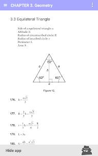 1300 Math Formulas Mega Pack v1.5.5 (Ad-free) APK 4