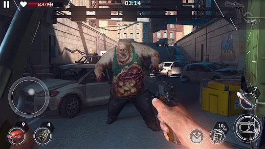 Left to Survive MOD APK 4.3.0 3