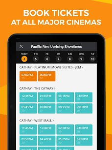 Popcorn: Movie Showtimes, Tickets, Trailers & News 7