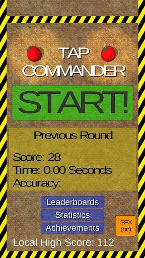 Tap Commander