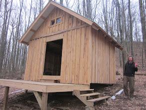 Photo: Birch Knob Shelter