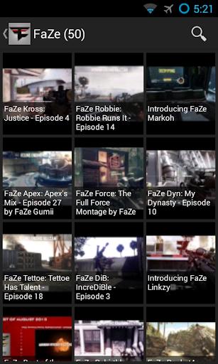 FaZe clan screenshot 1