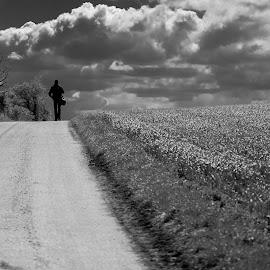 by Dušan Gajšek - Black & White Landscapes