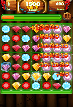 Diamond Link Pop 1.0.2 screenshot 2089949