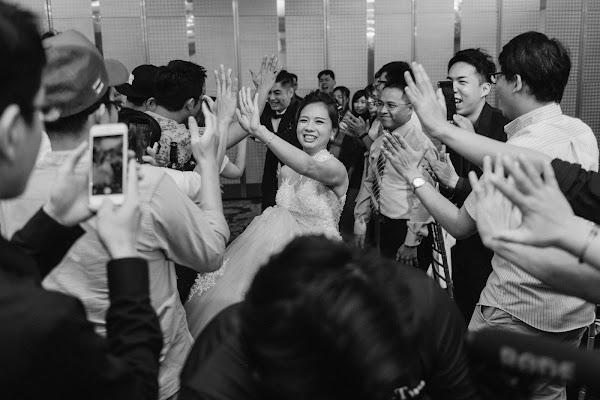 婚礼摄影师 Lucien Lai (lucien). 24.10.2017的图片