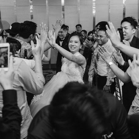 Wedding photographer Lucien Lai (lucien). Photo of 24.10.2017