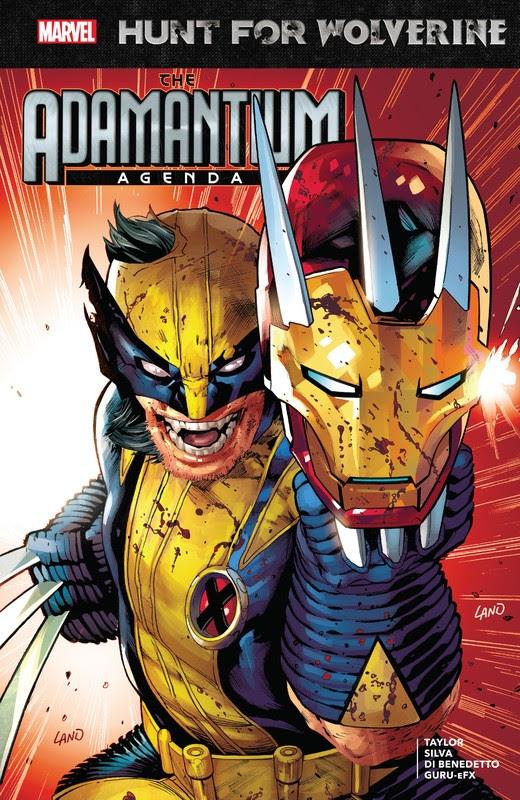 Hunt for Wolverine: The Adamantium Agenda (2018)