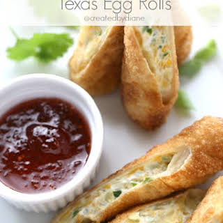 Texas Egg Rolls.