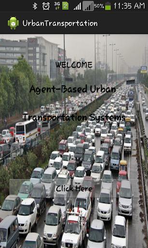 Urban Transportation - Agent