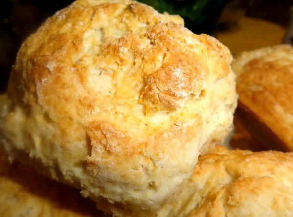 Cat Head Biscuits -- Bonnie's Recipe